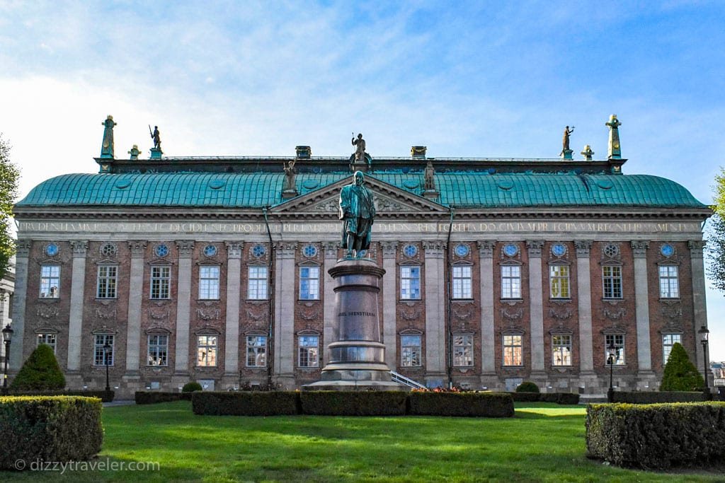House of Nobility, Stockholm