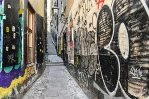 Marten Trotzigs Grand - The narrowest street in Stockholm
