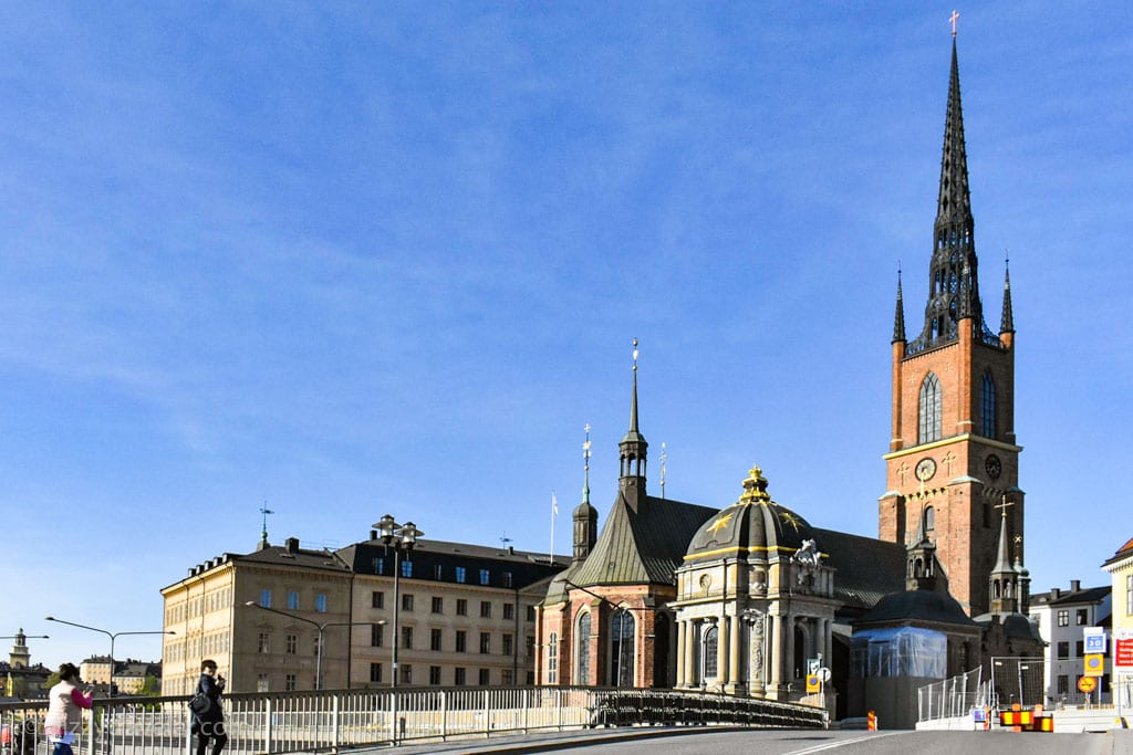 Ridalholmen Church, Stockholm