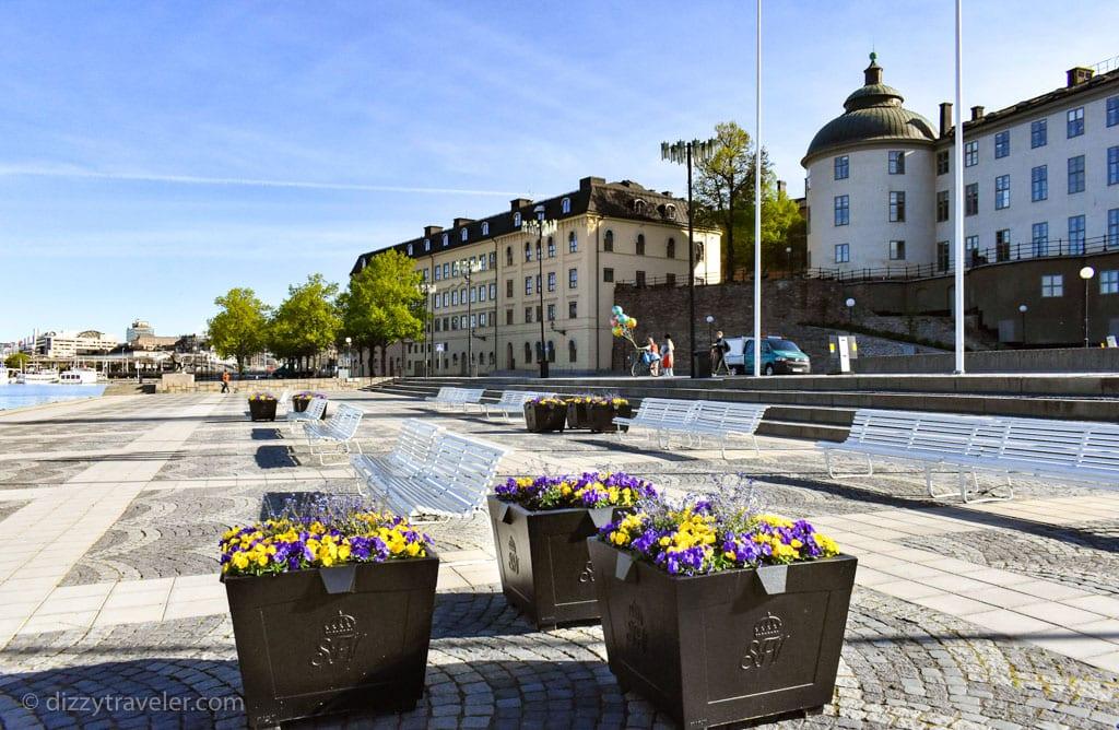 Waterfront Ridalholmen Islan, Stockholm