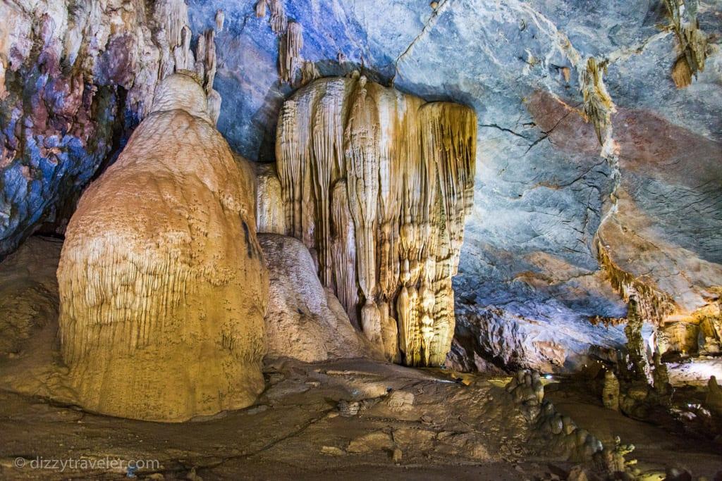 Phong Nha and Tien Son Caves