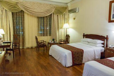 Hotel Continental Saigon, HCMC