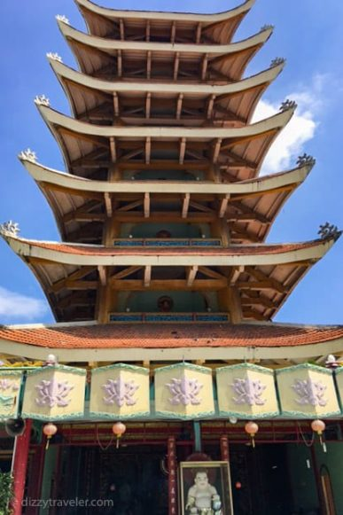 Vietnam Quoc Tu Pagoda, Ho Chi Minh City