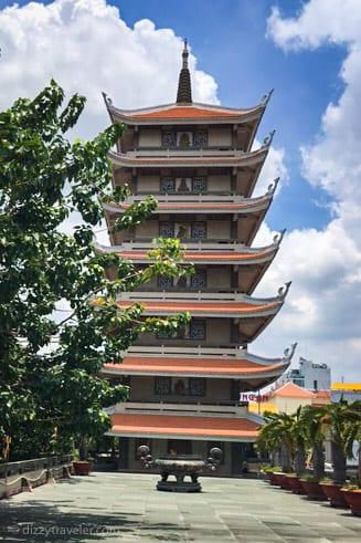 Vinh Nghiem Pagoda, Ho Chi Minh City