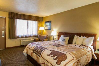 Crosswinds Inn, Yellowstone