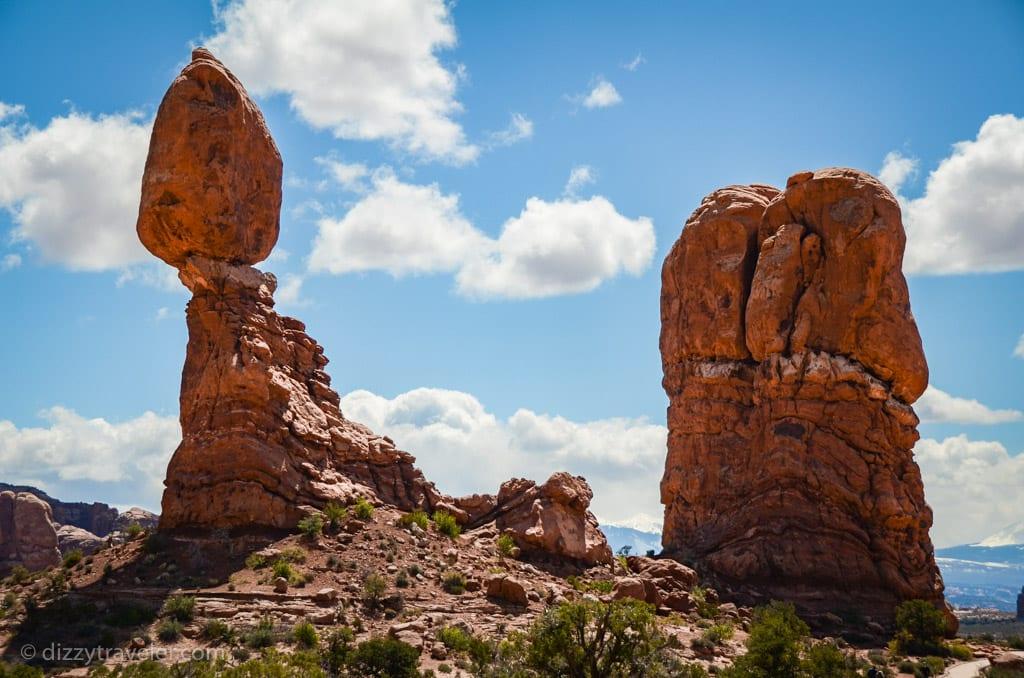 Balance Rock, Arches National Park