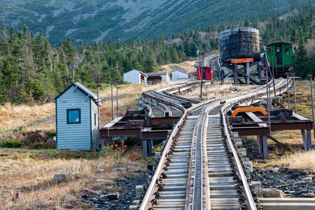 Cog Railway, Mt. Washington