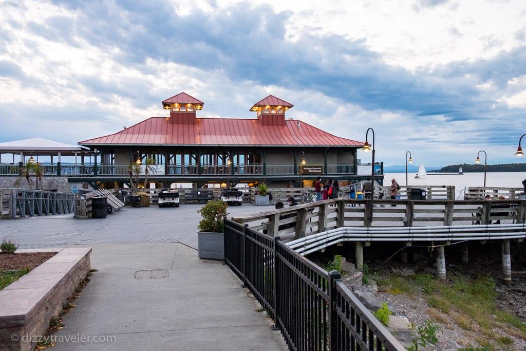 Lake Champlain Waterfront