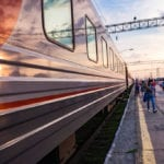 Trans-Siberian Train Trip, Moscow to Beijing